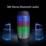 Color Pulsing Bluetooth Speaker