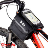 Smart Phone Screen Protector Front Bicycle Frame Saddle Bags