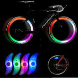 Bicycle Spoke Light