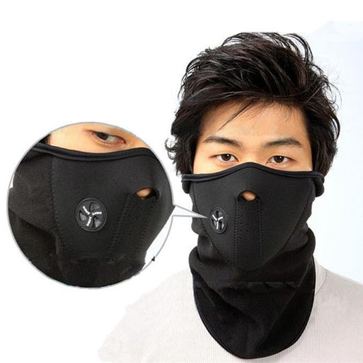 Windproof Warm Face Mask