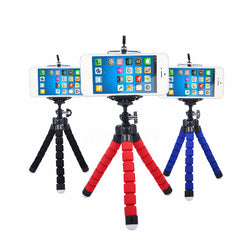 Mini Octopus Flexible Tripod (for Phone/GoPro/Camera)