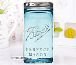 Vintage Ball Mason Jar Hard Cover for iPhone 6 / 6s / 6 Plus