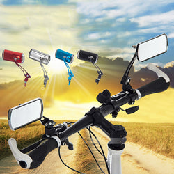 Dual Bicycle Rear View Mirrors