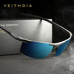 Deductive Aluminum Magnesium Polarized Sunglasses