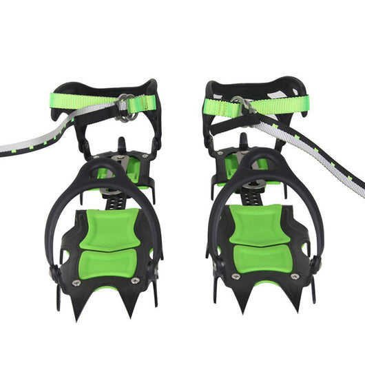 Snow Leopard Fourteen-Teeth Ice Crampons (Long Tooth)