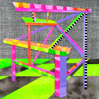 Nikki Painter, Structure Study #3