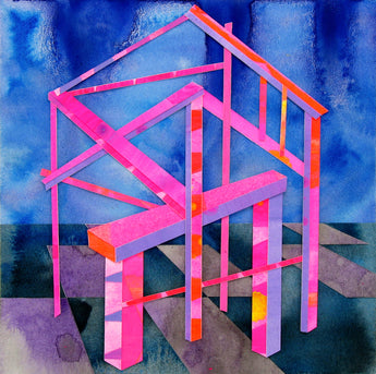 Nikki Painter, Structure Study #5