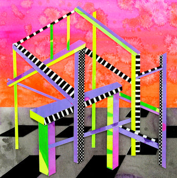 Nikki Painter, Structure Study #7