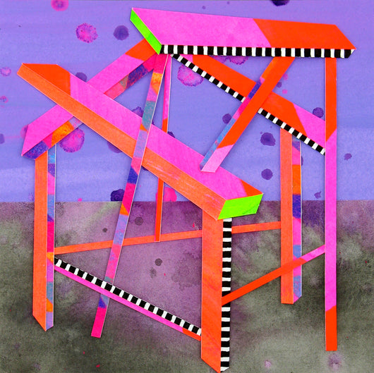 Nikki Painter, Structure Study #9