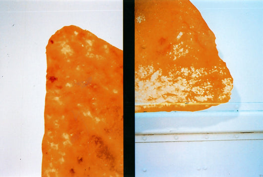 Cynthia Connolly, Doritos on a Truck, Charlottesville, VA, 7-24-2015 (E-Z U-Frame-It series)