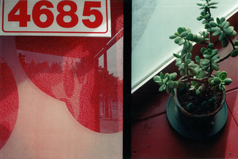 Cynthia Connolly, Store Window, Los Angeles, CA, 3-2000 (E-Z U-Frame-It series)
