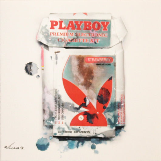 Victor Koroma, A Beautiful Mess: Playboy