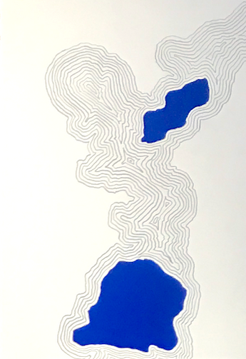 Johab Silva, Like a Blue Land- Variation no 7