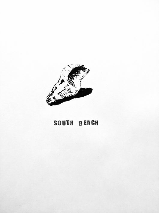 Mica Scalin, South Beach Souvenir