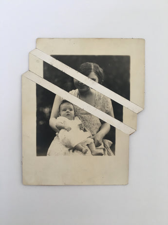 Katana Lippart, Untitled (Portrait of Mother and Child)