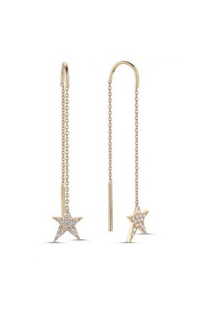 OWN YOUR STORY Swinging RockStar Earrings
