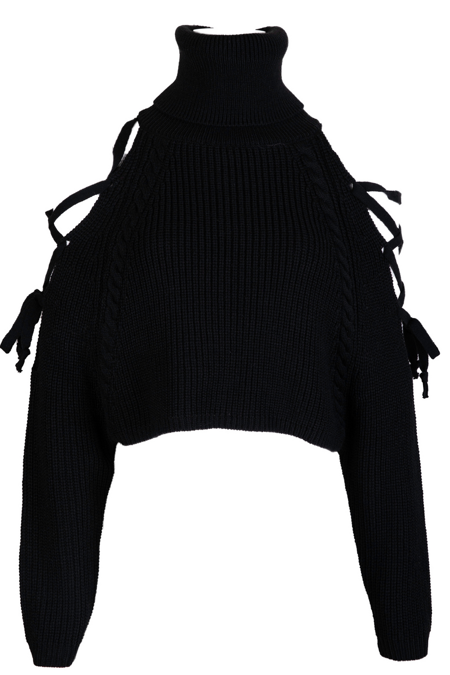 AOTC Mina Sweater Black