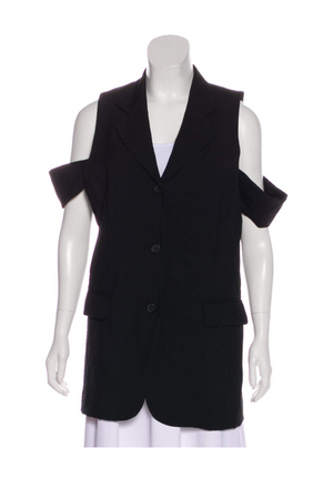 AOTC Cut Out Shoulder Jacket SL20