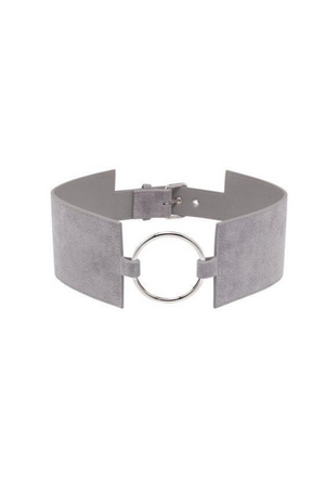 YVY Leather Ring Belt