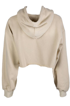 AOTC Sola Cropped Hoodie