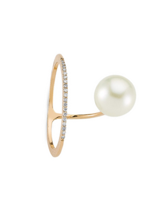 OWN YOUR STORY Overture Pearl Ring