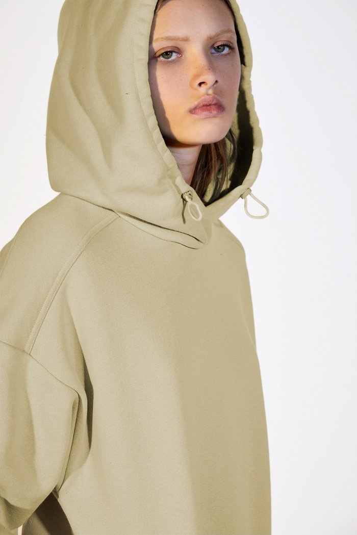 VIMMIA + CRK Drawstring Hooded Top