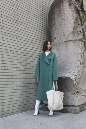 THE GLOSH Handmade Wool Coat