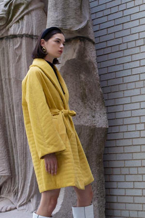THE GLOSH Wrap Coat