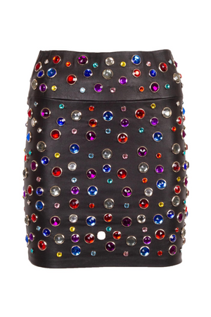 SPRWMN Disco Mini Skirt