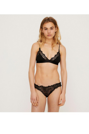 LOVE STORIES Lolita Lace Brief