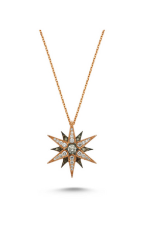 OWN YOUR STORY Diamond Starborn Necklace