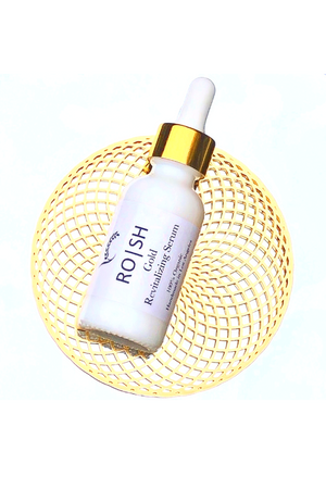 ROSH ORGANICS Gold Revitalizing Serum