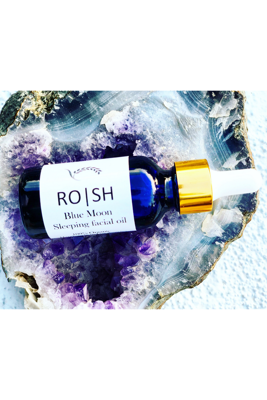 ROSH ORGANICS Blue Moon Sleeping Oil Serum