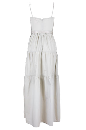 AOTC Paulina Dress Beige