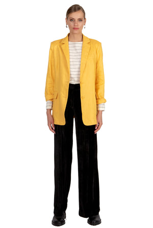 AOTC Pierre Yellow Blazer SL20