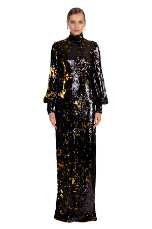 VPM Gilda Sequin Dress