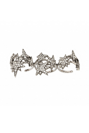 RUNA JEWELRY Stars Triple Ring