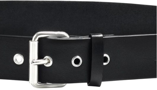 YVY Leather Buckle Belt 3