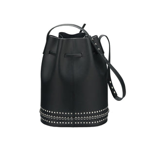 YVY Leather 1001 Bucket Bag