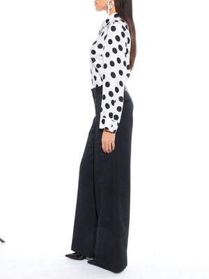 AOTC  Wide Leg High Waisted Trouser