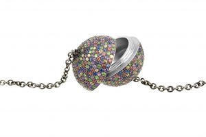 RUNA JEWELRY Disco Ball Pendant