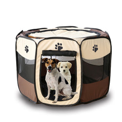 Portable Pop Up Dog Tent