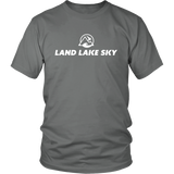 Land Lake Sky Logo Shirt