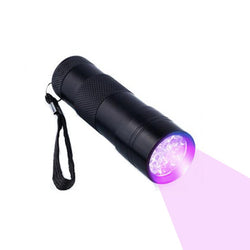 UV Flashlight Violet LED