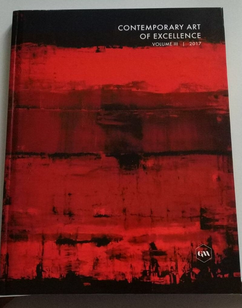 Contemporary Art Of Excellence Book 2017