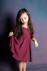 12 sizes: Sweetheart Knit Dress