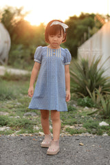 10 sizes: Everything Nice Pleated A-line Dress