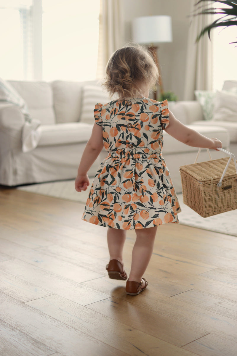 8 sizes: Baby Spinny Mini Dress and Romper