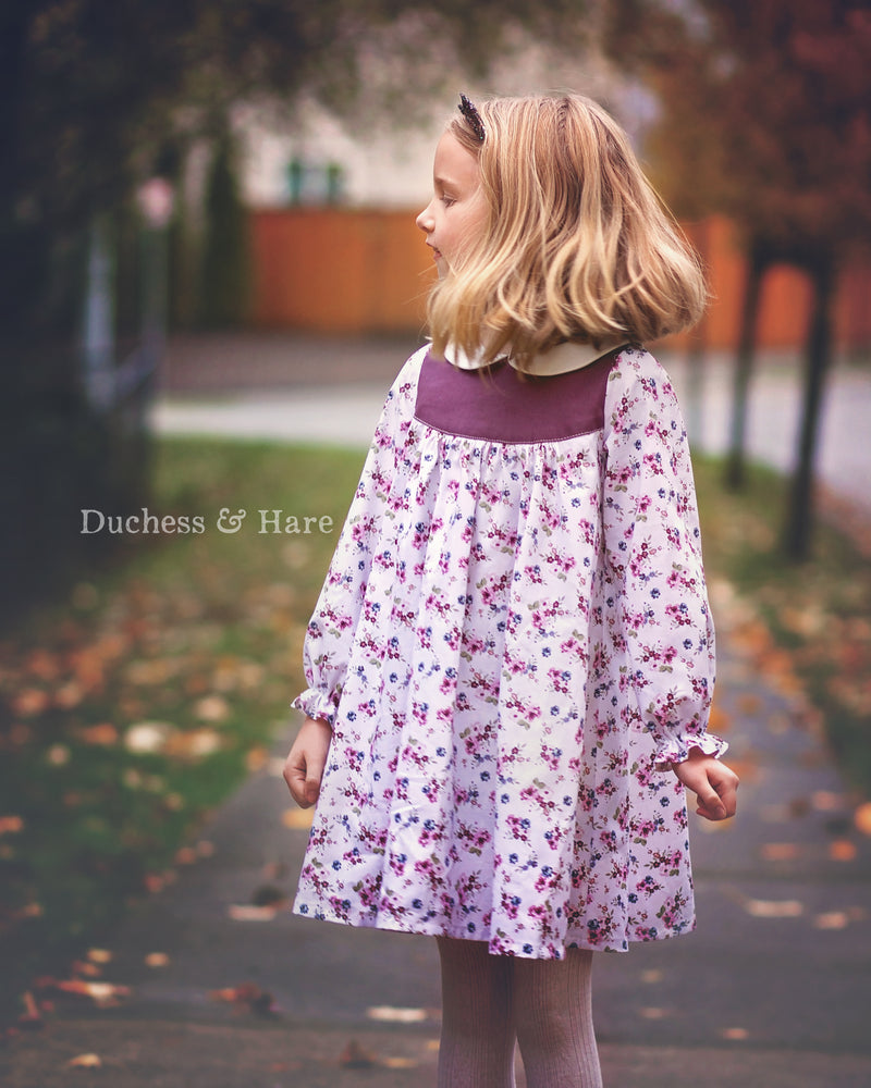 Well Rounded - Duchess & Hare pdf pattern