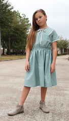 Yoke's On You Elastic Waist Dress